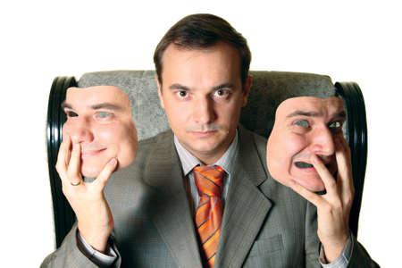 esquizofrenia: M�scara