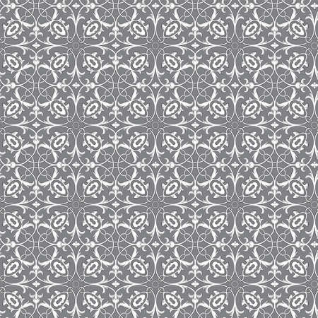 Seamless floral background. Easy to use for your swatches panel photo