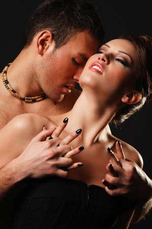 couple in love Stock Photo - 7908385