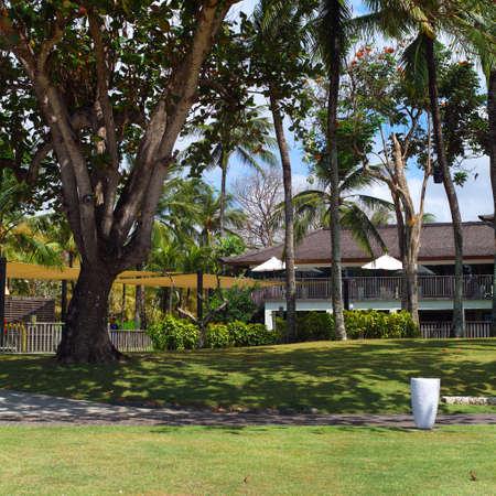 Bali, Indonesia luxury rest on beach