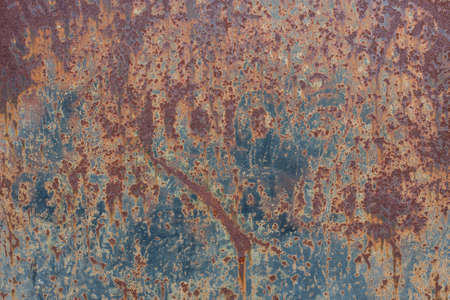 scratched: A rusty, scratched grunge background Stock Photo