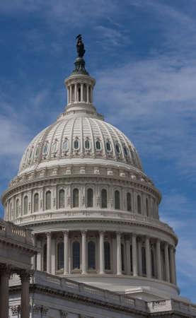미국 국회 의사당 돔