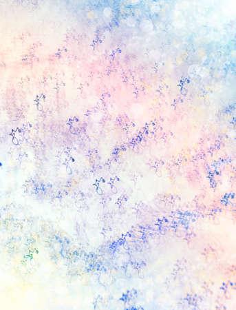 illumination. Waves. Magic fresh winter background Stock Photo - 16458026