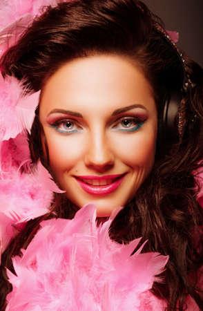 sophistication: Happy Smile  Attractive Sensual Brunette - Sophistication  Lifestyle
