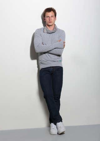 Hombre hermoso