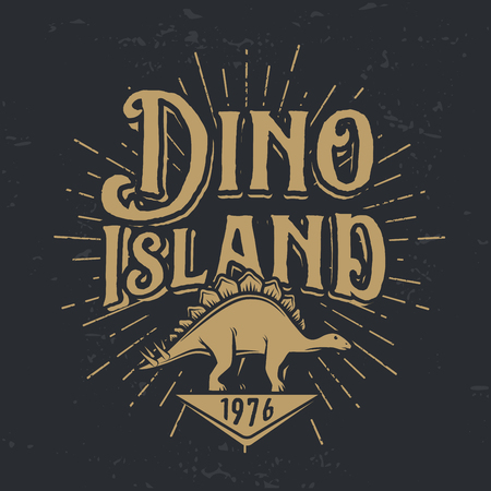 stegosaurus: concepto del icono de Dino Island