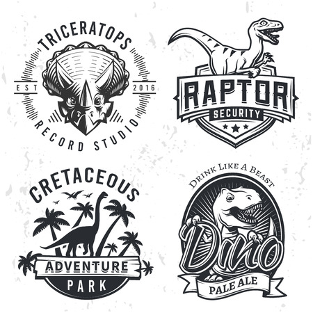 raptor: Raptor t-shirt illustration concept on grunge background.