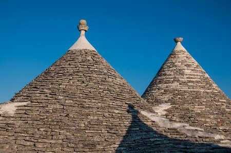 Italie Pouilles Trulli Alberobello