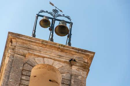 Italie Apulia Martina Franca Banque d'images