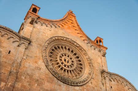 Italie Pouilles Ostuni Church