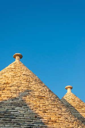 trulli: Trulli of Alberobello - Puglia - Italy Stock Photo