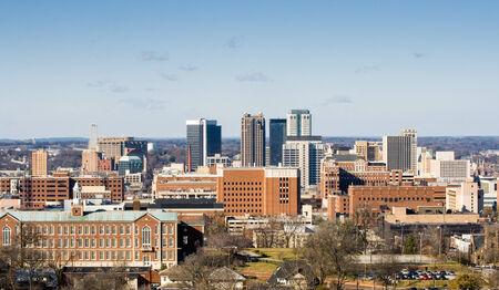 Birmingham town, Alabama Imagens