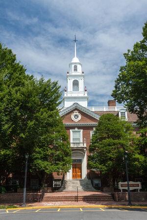 dover: Delaware State Capitol Building, Dover