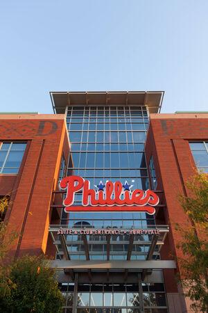 Citizens Bank, Ballpark, Philadelphia, Pennsylvania Foto de archivo - 26799486
