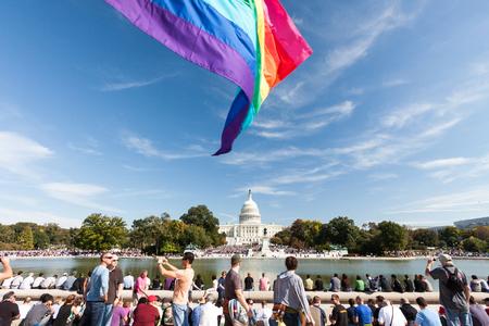 Gay Pride Festival in Washington, DC