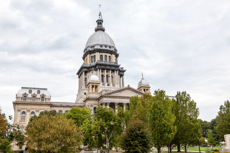 state government: Illinois State Capitol Building, Springfield