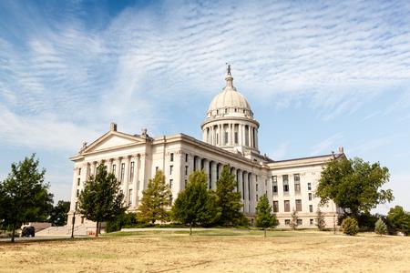 oklahoma: Oklahoma State Capitol Building