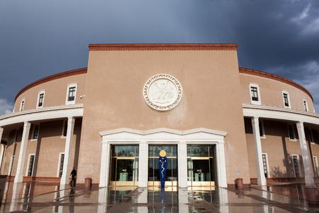 fe: New Mexico State Capitol, Santa Fe