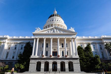 California State Capitol Building photo