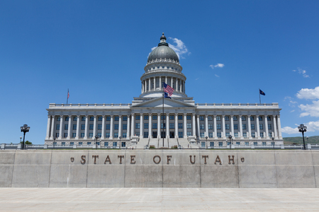 salt lake city: Utah State Capitol Building, Salt Lake City