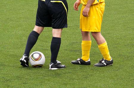 referee talk