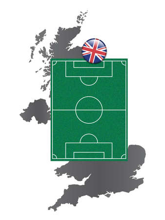 soccer field united kingdom photo