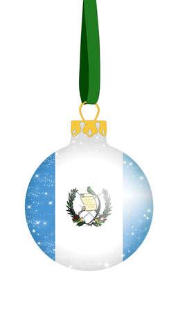 Christmas ball - Guatemala photo