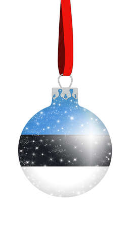 Christmas ball - Estonia