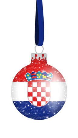Christmas ball - Croatia
