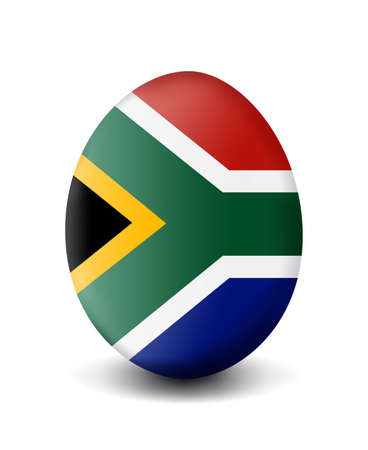 Easter egg - South Africa