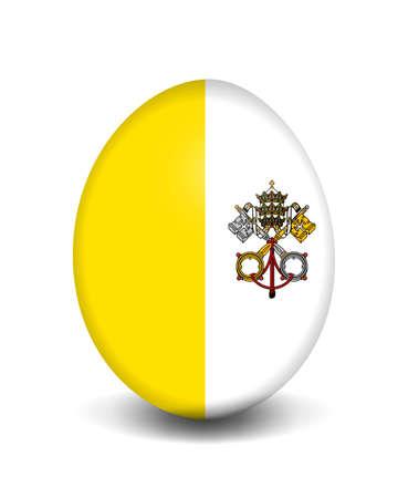 landlocked: Easter egg - Vatican City