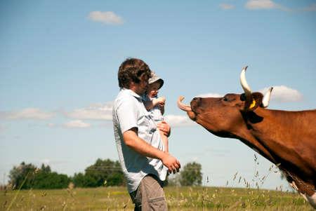 cow tongue: cow tongue