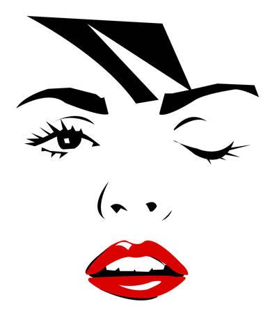 hot lips: Gui�o de chica