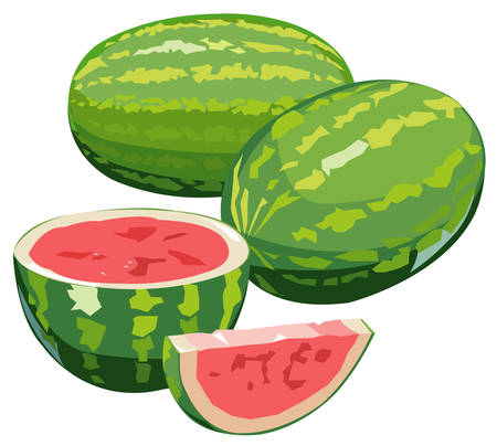 wedge: Watermelons