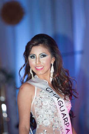 loja: LOJA ECUADOR, 30 de agosto 2013 Rosa Condoy de Chaguarpamba compite en Reina de la provincia de Loja Reina de Loja 30 de agosto 2013 en Loja Ecuador Elecci�n Reinas es una parte de Ecuador Cultura