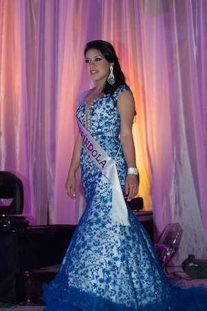 loja: LOJA ECUADOR, 30 de agosto 2013 Kenny Chamba de Esp�ndola compite en Reina de la provincia de Loja Reina de Loja 30 de agosto 2013 en Loja Ecuador Elecci�n Reinas es una parte de Ecuador Cultura Editorial