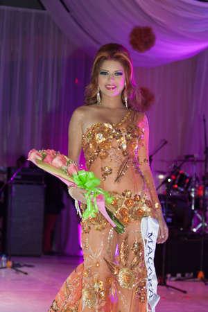 loja: LOJA  ECUADOR,  AUGUST 30 2013  Yesli Bustamante de Macará competes in Reina de la provincia de Loja  Queen of Loja   August 30 2013 in Loja Ecuador  Electing Queens is a part of Ecuador Culture