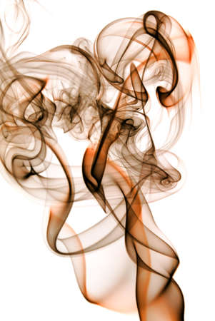 Abstract colorful smoke Stock Photo - 11570439