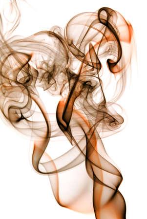 incienso: Resumen de humo de colores