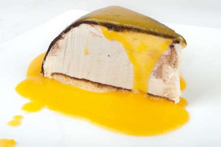 Dessert - Orange Cheesecake photo