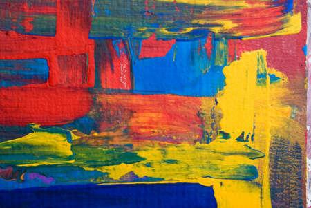 arte abstracto: Abstracto art. Pintado a mano de fondo. SELF MADE.