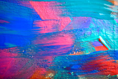 arte abstracto: Fondos abstractos del arte. Pintados a mano de fondo. SELF MADE.