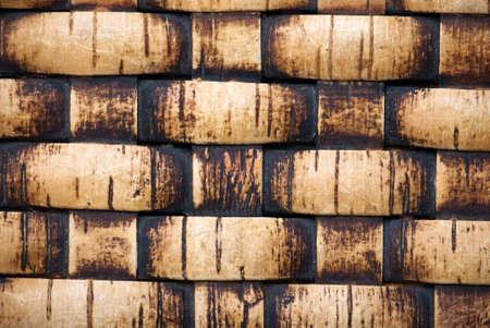 birchen: birch bark