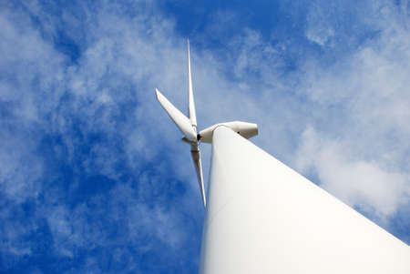 Wind Power Generator Stock Photo - 18676450