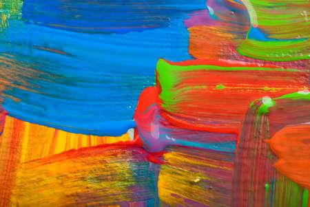 pinturas abstractas: Abstracto art. Pintado a mano de fondo. SELF MADE.