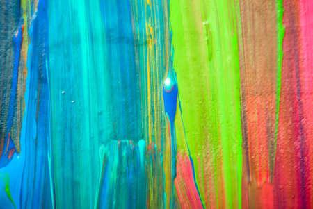 arte abstracto: Fondos abstractos del arte. Pintada a mano de fondo Foto de archivo