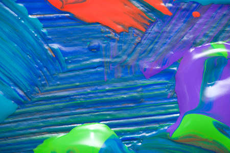 self made: Abstract art backgrounds. Hand-painted background. SELF MADE.