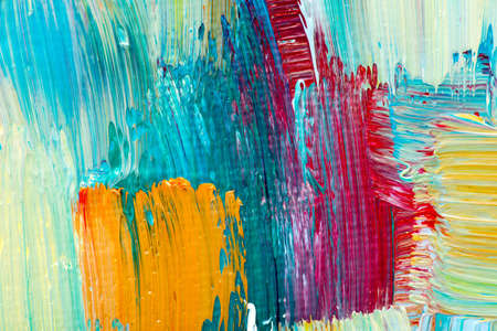 abstract painting: Abstract art background.