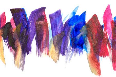 abstract paintings: El arte abstracto. Pintado a mano. Salir adelante por s� mismo.