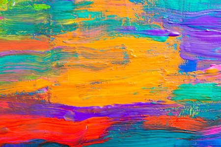 Abstract art background. Hand-painted background. SELF MADE. Stock Photo - 33051767